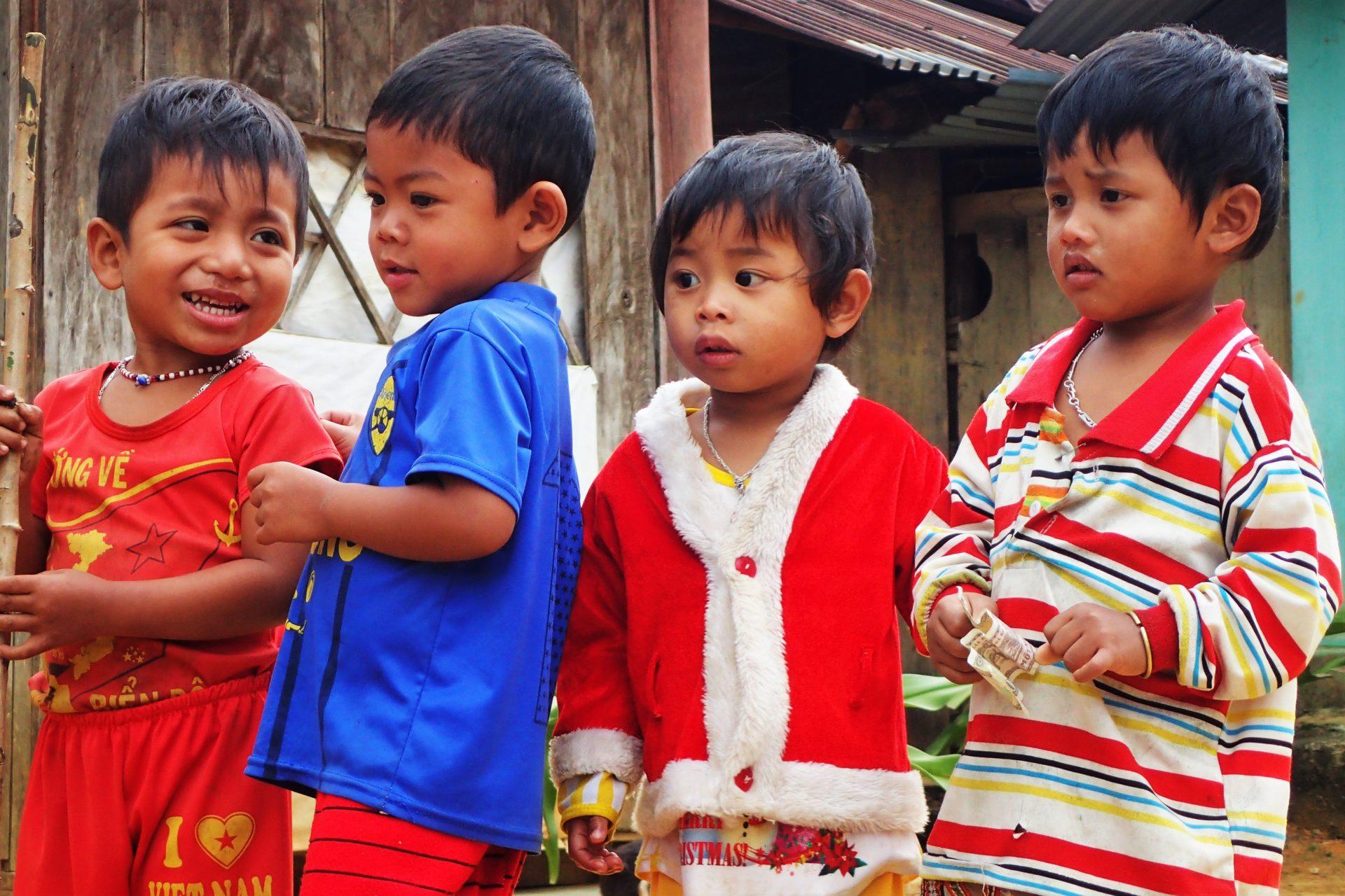 Week 3 In Vietnam The Cơ Tu Village Kulturstudier